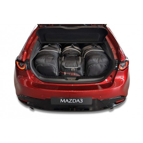 Tailored suitcase kit for Mazda 3 (2017 - Current)
