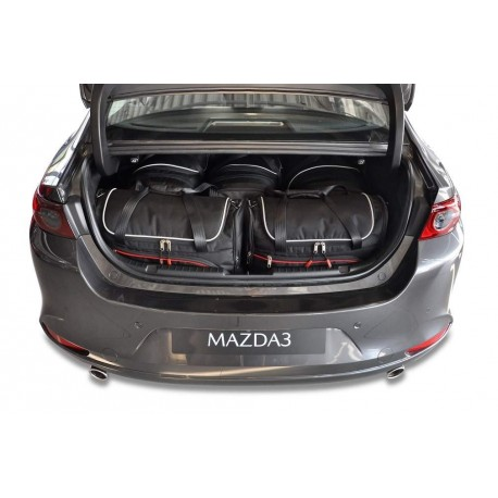 Tailored suitcase kit for Mazda 3 Sedan (2017 - Current)