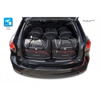Tailored suitcase kit for Mazda 6 Wagon (2013 - 2017)