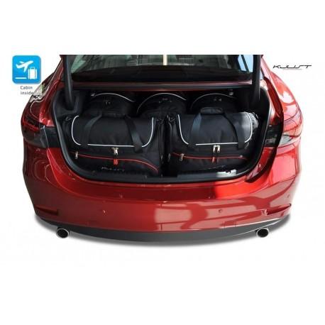 Tailored suitcase kit for Mazda 6 Sedan (2013 - 2017)