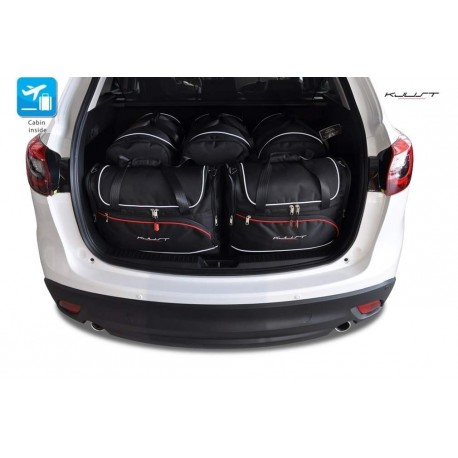 Tailored suitcase kit for Mazda CX-5 (2012 - 2017)