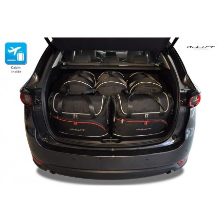 Tailored suitcase kit for Mazda CX-5 (2017 - Current)