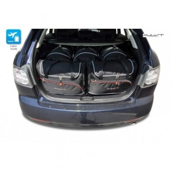 Tailored suitcase kit for Mazda CX-7