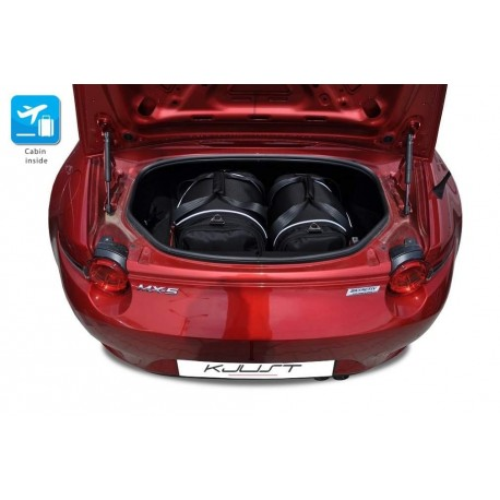 Tailored suitcase kit for Mazda MX-5 (2015 - Current)