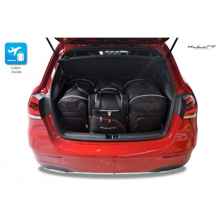 Tailored suitcase kit for Mercedes A Class W177 (2019-Current)