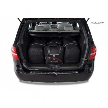 Tailored suitcase kit for Mercedes B-Class W246 (2011 - 2018)