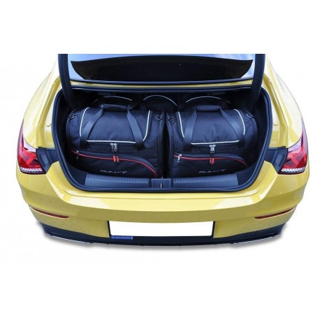 Tailored suitcase kit for Mercedes CLA C118 (2019 - Current)