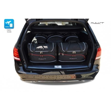 Tailored suitcase kit for Mercedes E-Class S212 touring (2009 - 2013)