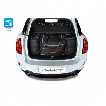 Tailored suitcase kit for Mini Countryman R60 (2010 - 2017)