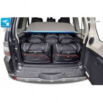 Tailored suitcase kit for Mitsubishi Pajero / Montero (2006 - Current)