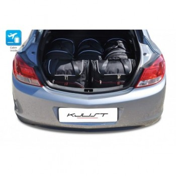 Tailored suitcase kit for Opel Insignia Sedan (2008 - 2013)