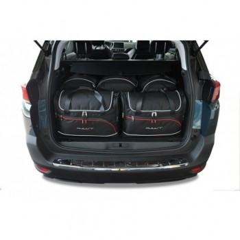 Tailored suitcase kit for Peugeot 5008 5 seats (2017 - Current)
