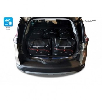 Tailored suitcase kit for Renault Espace 5 (2015-Current)
