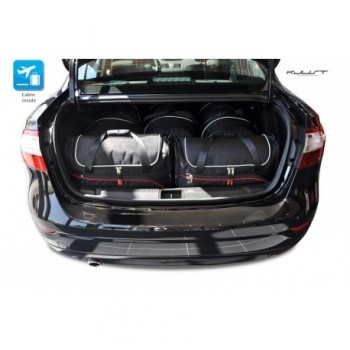 Tailored suitcase kit for Renault Fluence