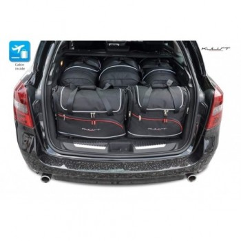 Tailored suitcase kit for Renault Laguna Grand Tour (2008 - 2015)