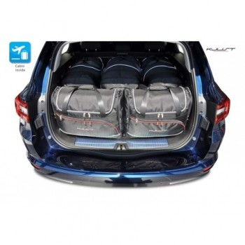 Tailored suitcase kit for Renault Talisman touring (2016 - Current)