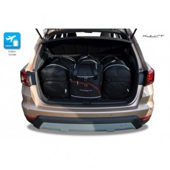 Tailored suitcase kit for Seat Arona