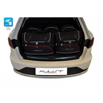 Tailored suitcase kit for Seat Leon MK3 touring (2012 - 2018)