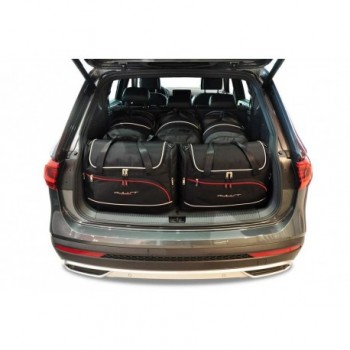 Tailored suitcase kit for Seat Tarraco