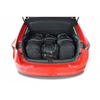 Tailored suitcase kit for Skoda Scala