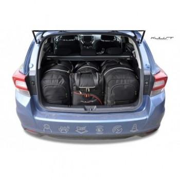 Tailored suitcase kit for Subaru Impreza (2018 - Current)