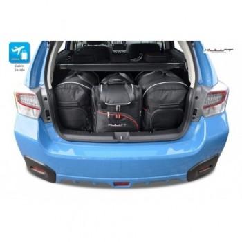 Tailored suitcase kit for Subaru XV