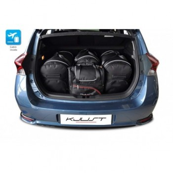 Tailored suitcase kit for Toyota Auris (2013 - Current)