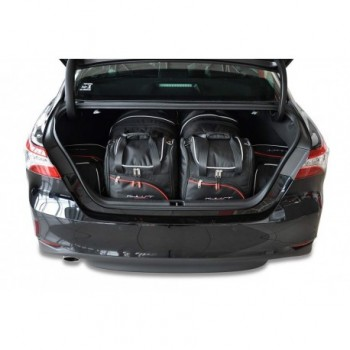 Tailored suitcase kit for Toyota Camry XV60 (2017 - Current)