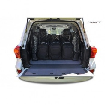 Tailored suitcase kit for Toyota Land Cruiser 150 long (2009-Current)