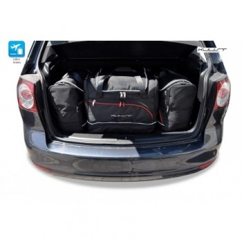 Tailored suitcase kit for Volkswagen Golf Plus
