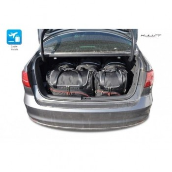 Tailored suitcase kit for Volkswagen Jetta (2011 - Current)
