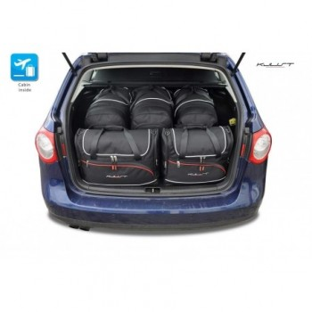 Tailored suitcase kit for Volkswagen Passat B6 touring (2005 - 2010)