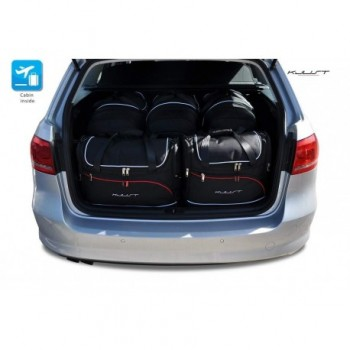 Tailored suitcase kit for Volkswagen Passat B7 touring (2010 - 2014)