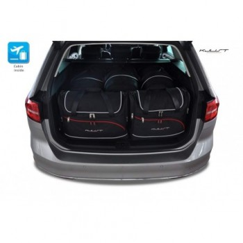 Tailored suitcase kit for Volkswagen Passat B8 touring (2014 - Current)
