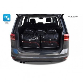 Tailored suitcase kit for Volkswagen Touran (2015 - Current)