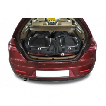 Tailored suitcase kit for Alfa Romeo 159 Sportwagon