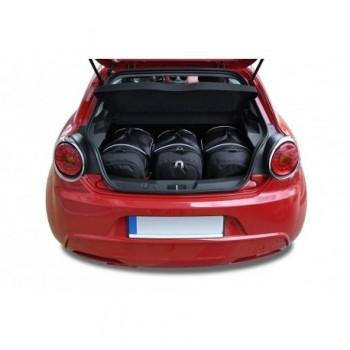 Tailored suitcase kit for Alfa Romeo Mito