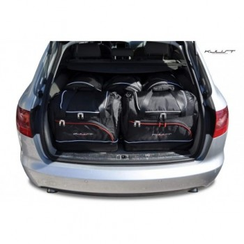 Tailored suitcase kit for Audi A6 C6 Avant (2004 - 2008)