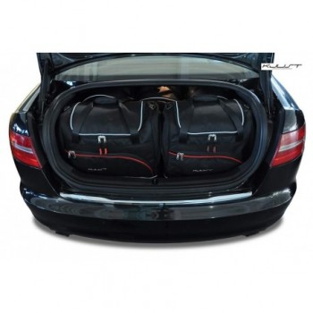 Tailored suitcase kit for Audi A6 C6 Restyling Sedan (2008 - 2011)
