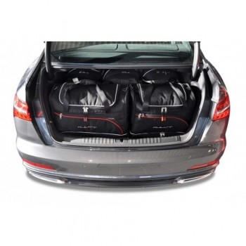 Tailored suitcase kit for Audi A6 C8 (2018-Current)