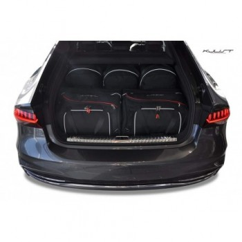 Tailored suitcase kit for Audi A7 (2017-Current)
