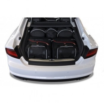Tailored suitcase kit for Audi A7 (2010-2017)
