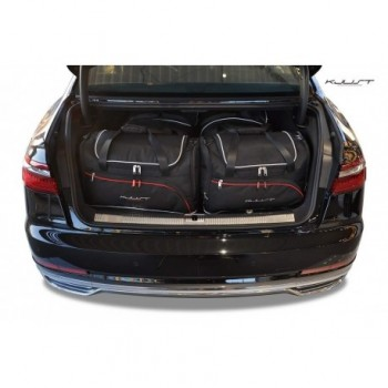 Tailored suitcase kit for Audi A8 D5 (2017-Current)