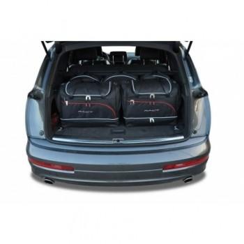 Tailored suitcase kit for Audi Q7 4L (2006 - 2015)