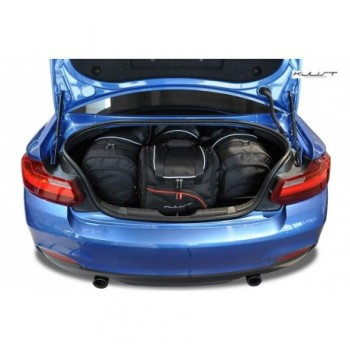 Tailored suitcase kit for BMW 2 Series F22 Coupé (2014 - Current)