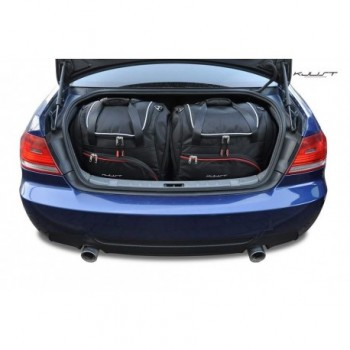 Tailored suitcase kit for BMW 3 Series E92 Coupé (2006 - 2013)