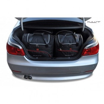 Tailored suitcase kit for BMW 5 Series E60 Sedan (2003 - 2010)