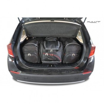 Tailored suitcase kit for BMW X1 E84 (2009 - 2015)