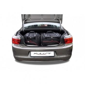 Tailored suitcase kit for Citroen C-Elysée (2013-Current)