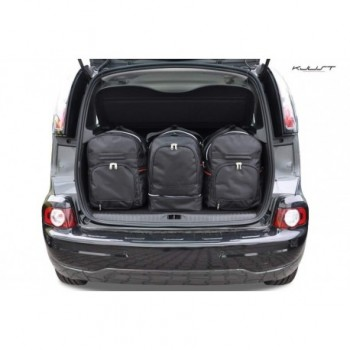 Tailored suitcase kit for Citroen C3 Picasso